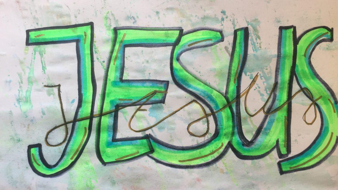 """""""Mein"""" Jesus"""